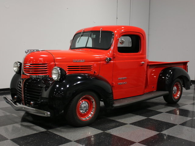 For Sale: 1946 Dodge Truck
