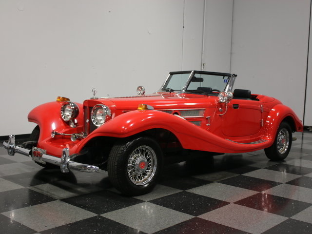 1936 Mercedes-Benz 500K Replica