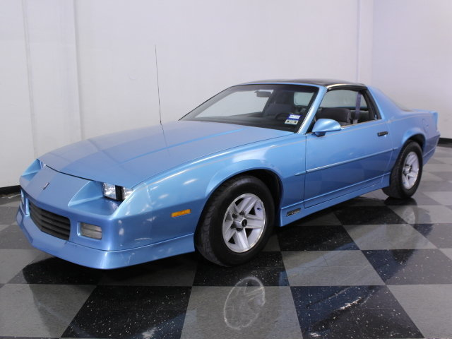 For Sale: 1989 Chevrolet Camaro