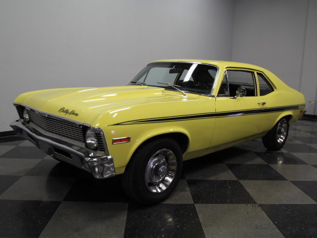 For Sale: 1970 Chevrolet Nova