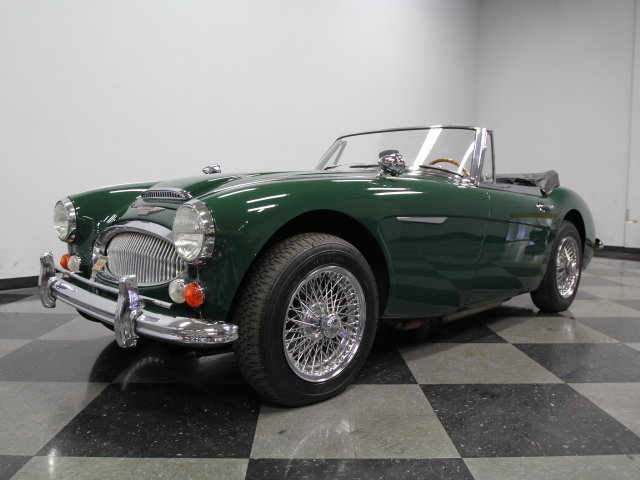 For Sale: 1967 Austin Healey 3000 Mark III BJ8