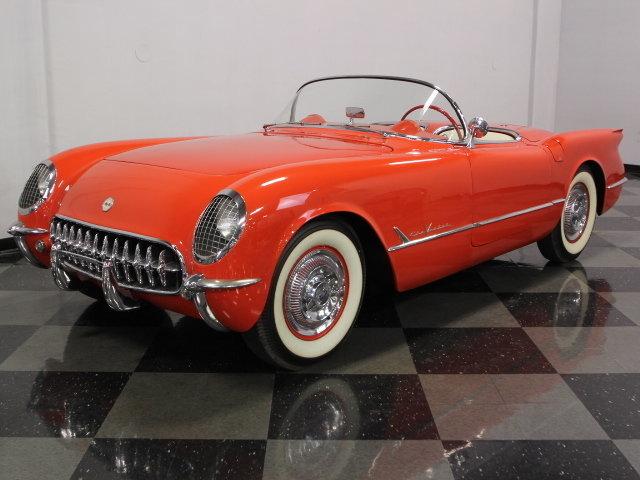 For Sale: 1955 Chevrolet Corvette