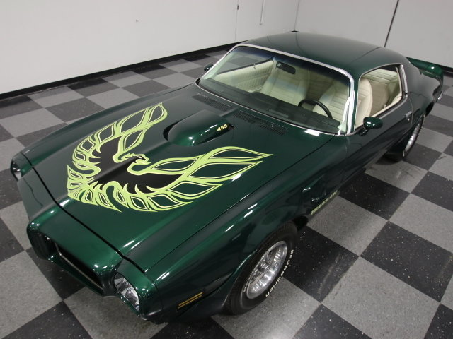 Phoenix Auto Sales >> 1973 Pontiac Firebird   Streetside Classics - The Nation's Trusted Classic Car Consignment Dealer
