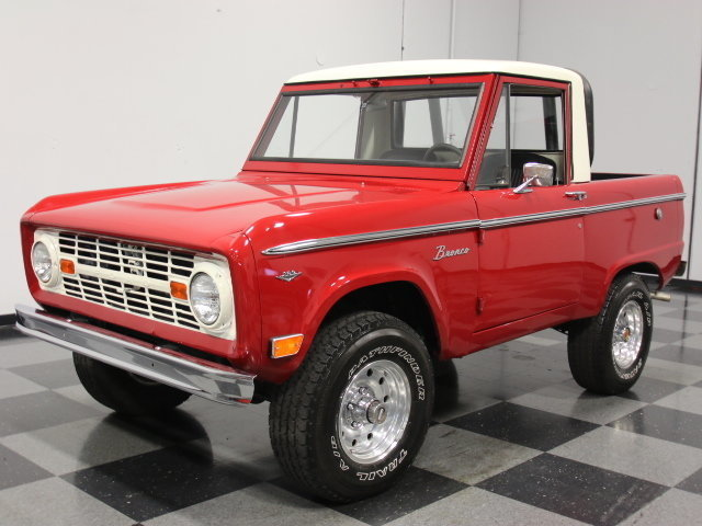 For Sale: 1968 Ford Bronco
