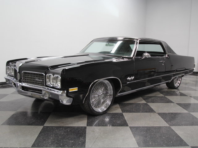 1970 Oldsmobile Ninety-Eight