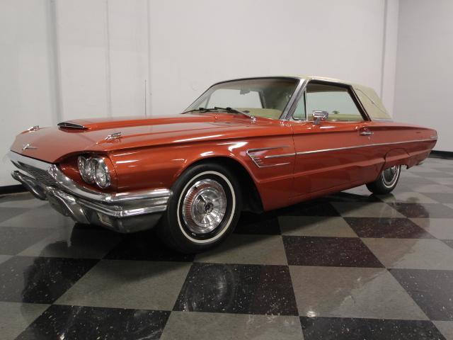 1965 Ford Thunderbird   Streetside Classics - The Nation's ...