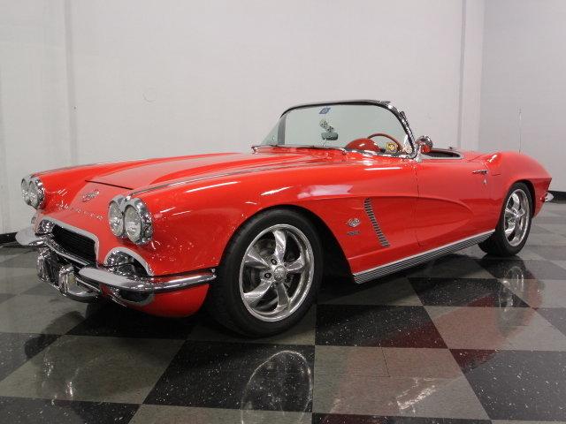 Great For Sale: 1962 Chevrolet Corvette