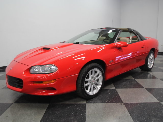 For Sale: 2002 Chevrolet Camaro