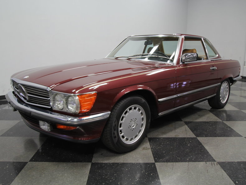 For Sale: 1986 Mercedes-Benz 300SL
