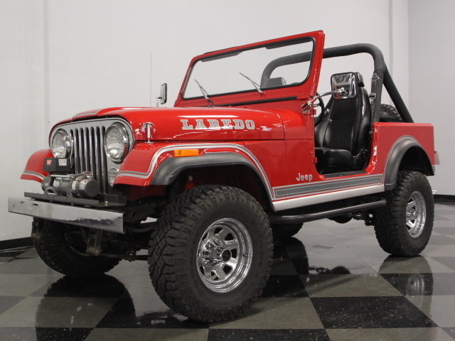 For Sale: 1984 Jeep Cherokee