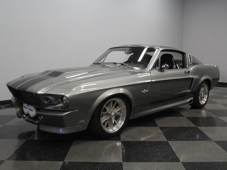 For Sale 1967 Shelby GT500 E