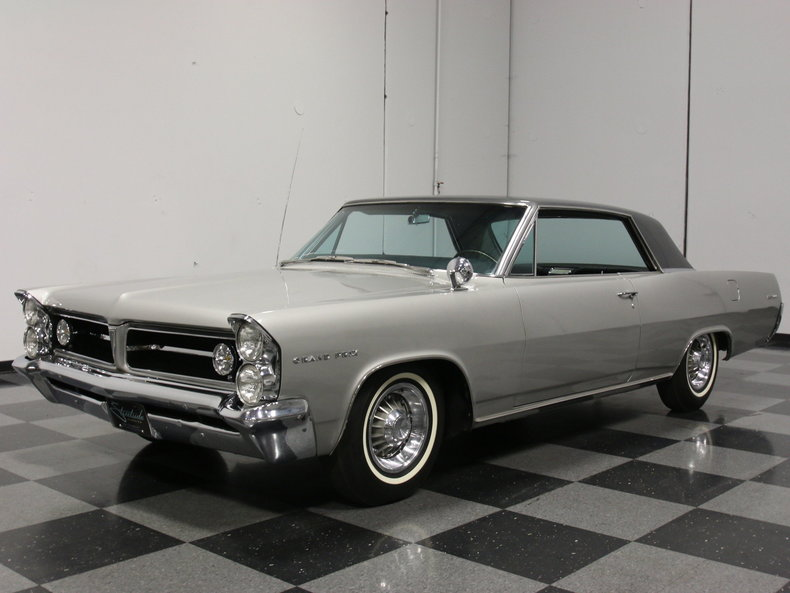 For Sale: 1963 Pontiac Grand Prix
