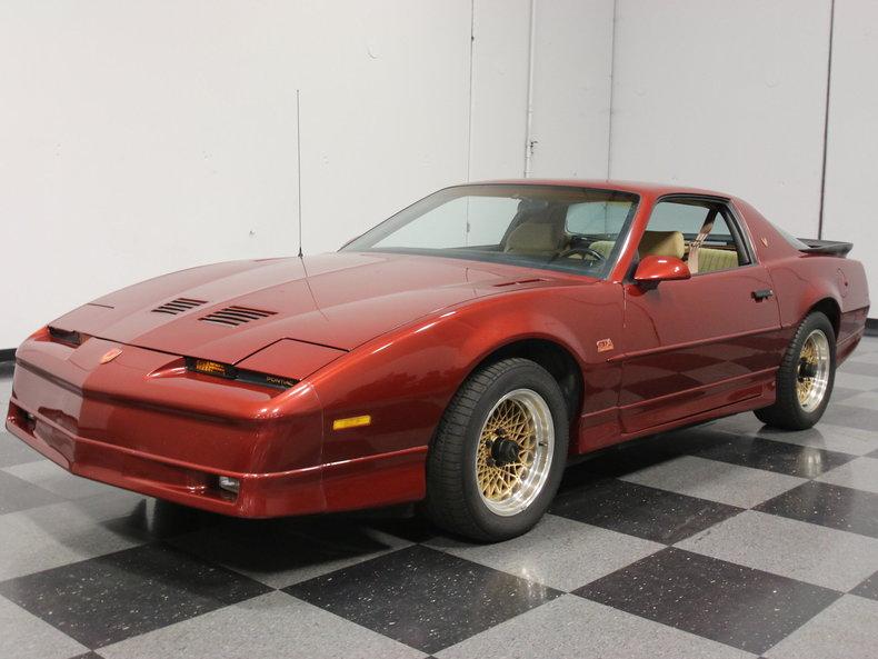 For Sale: 1988 Pontiac Firebird