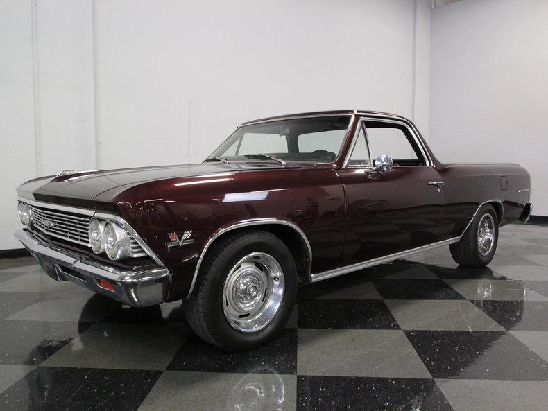 For Sale: 1966 Chevrolet El Camino
