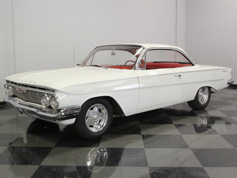 For Sale: 1961 Chevrolet Bel Air