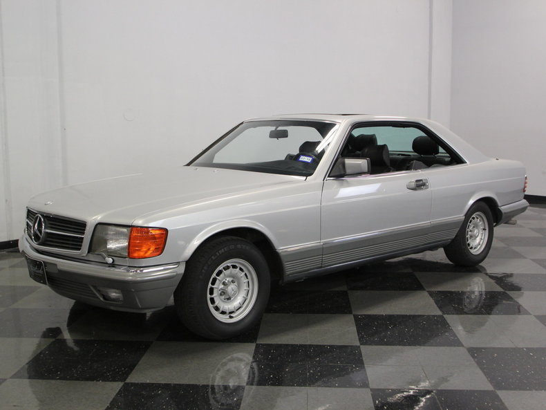 For Sale: 1984 Mercedes-Benz 500