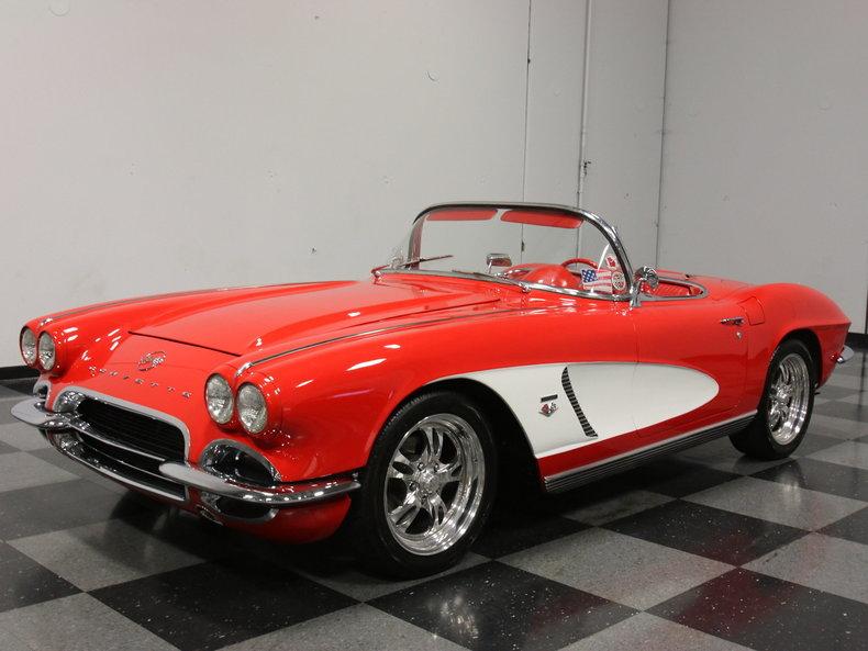 1962 Chevrolet Corvette Streetside Classics The Nation S Trusted Classic Car Consignment Dealer