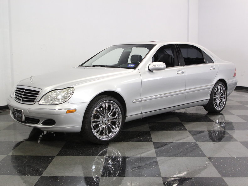 For Sale: 2003 Mercedes-Benz S500