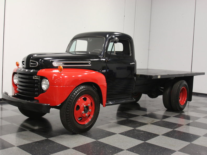 For Sale: 1950 Ford F-6