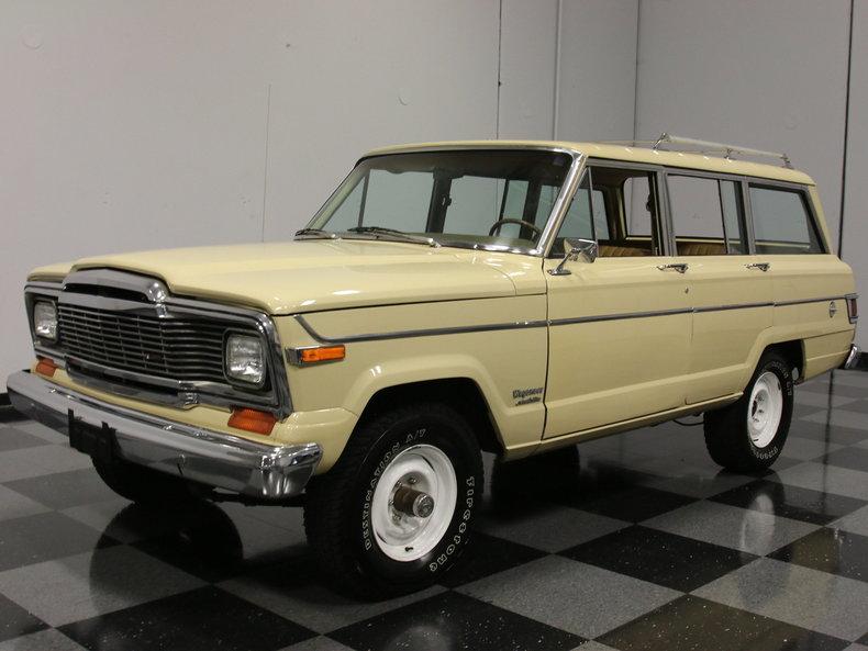 For Sale: 1979 Jeep Wagoneer
