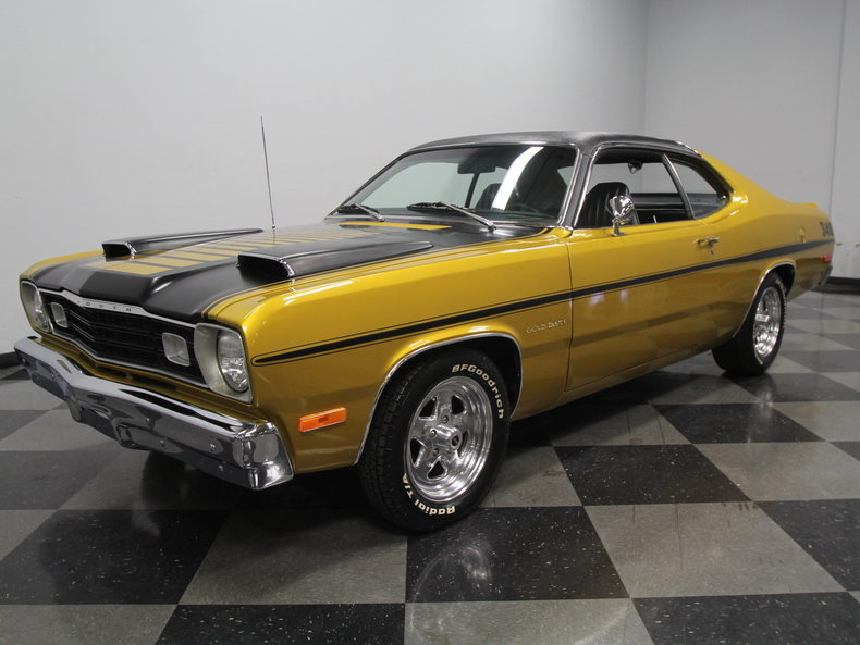 For Sale: 1973 Plymouth Duster