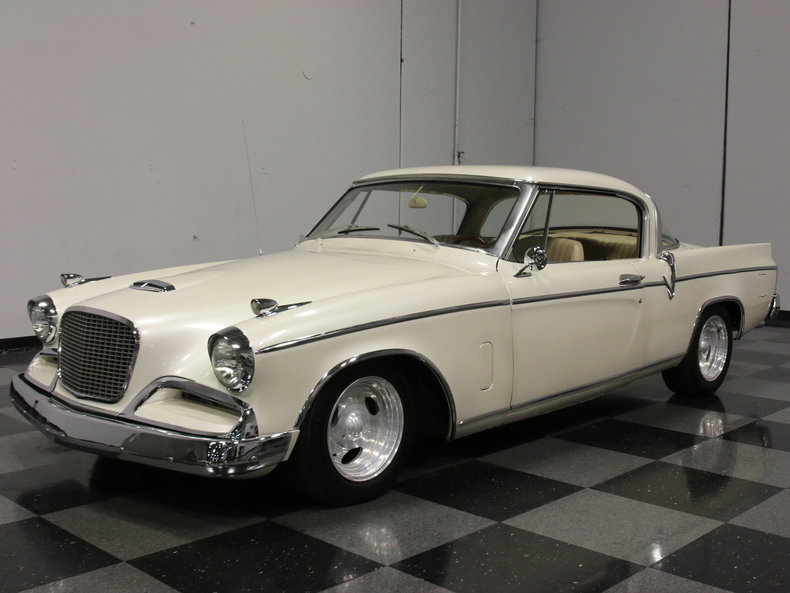 For Sale: 1956 Studebaker Golden Hawk