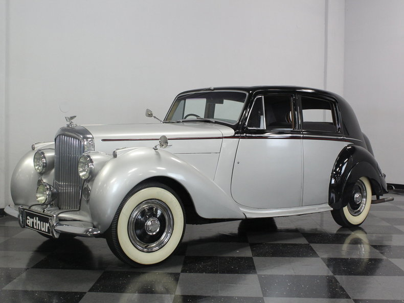 1950 bentley mark vi
