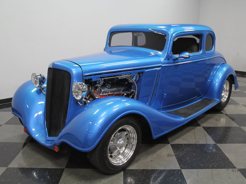 For Sale: 1934 Chevrolet