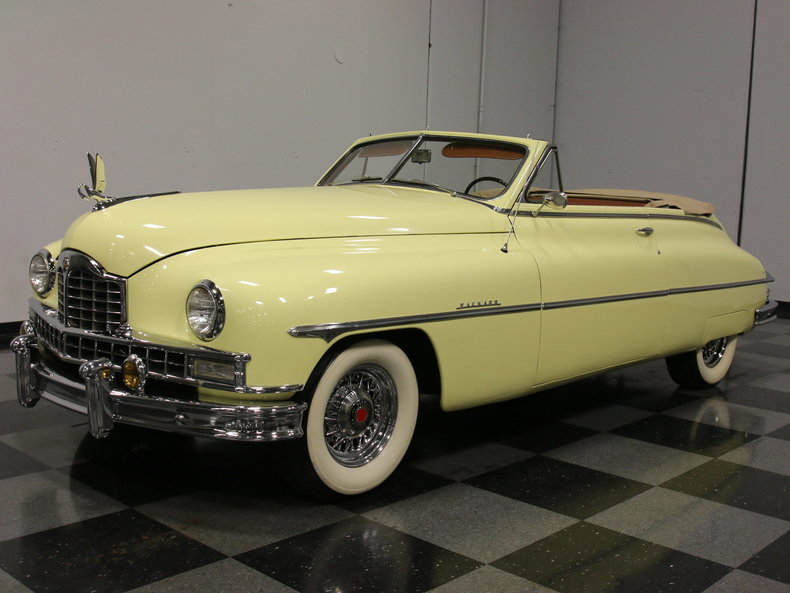 For Sale: 1950 Packard Super 8