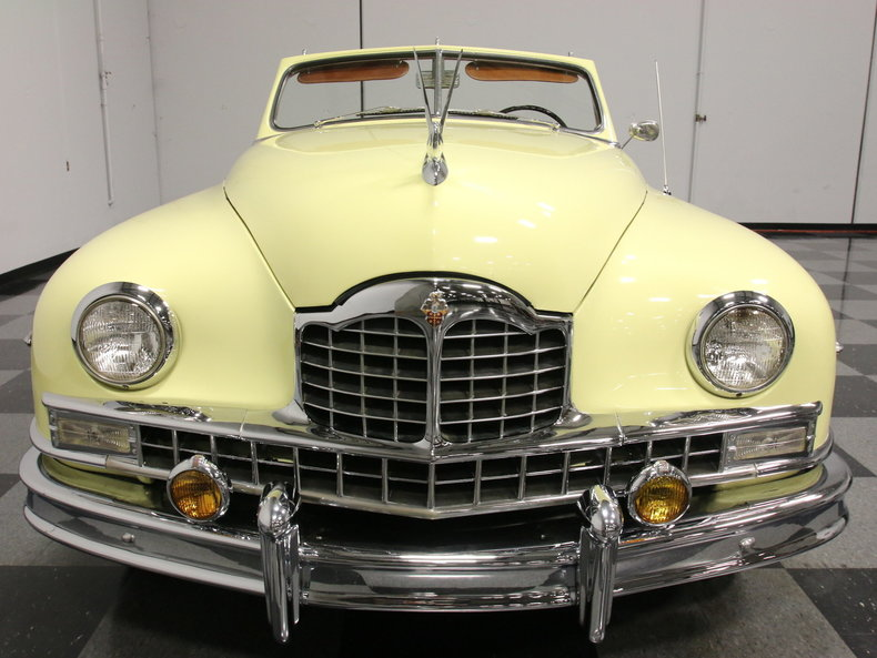 Car Dealerships In Tampa >> 1950 Packard Super 8 | Streetside Classics - The Nation's Trusted Classic Car Consignment Dealer