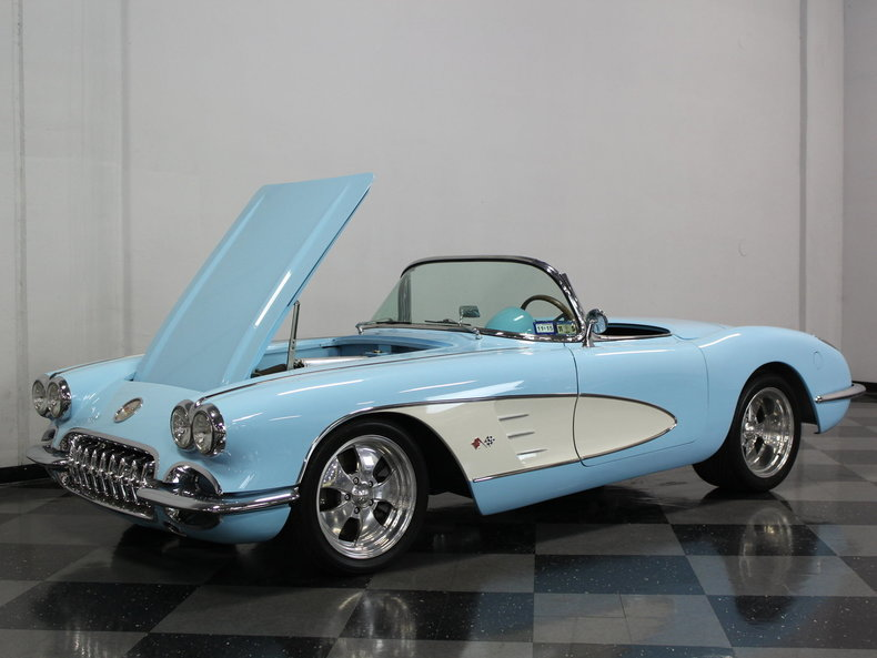 1959 1959 Chevrolet Corvette For Sale