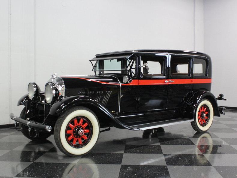 For Sale: 1929 Auburn Model 8-90