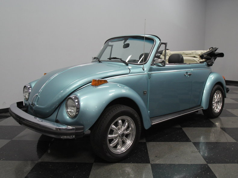 For Sale: 1979 Volkswagen Beetle