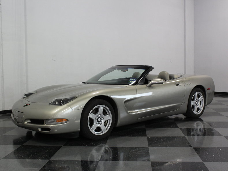For Sale: 1999 Chevrolet Corvette