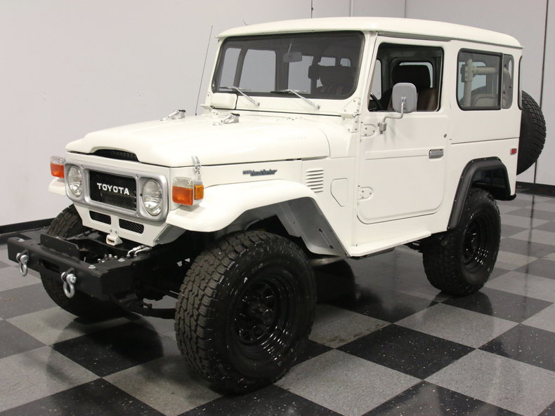 For Sale: 1980 Toyota FJ40
