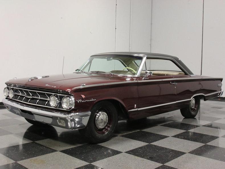 For Sale: 1963 Mercury Marauder
