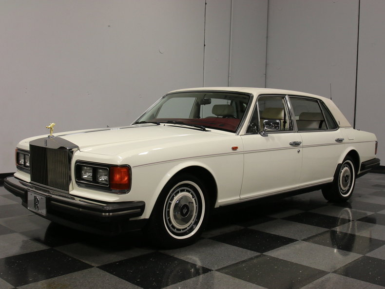For Sale: 1991 Rolls-Royce Silver Spur II