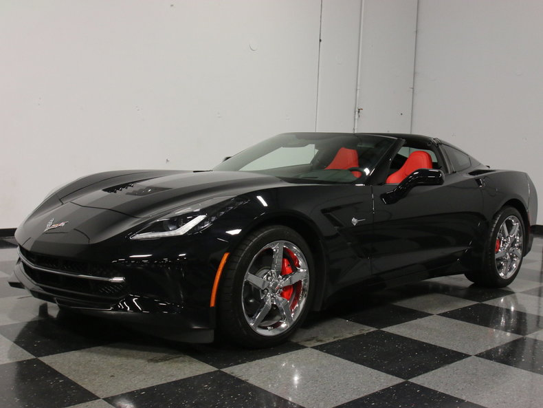 For Sale: 2015 Chevrolet Corvette