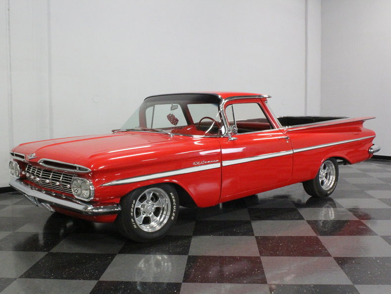 For Sale: 1959 Chevrolet El Camino