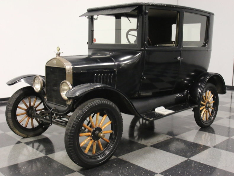 1924 ford model t streetside classics the nation 39 s trusted classic car consignment dealer. Black Bedroom Furniture Sets. Home Design Ideas