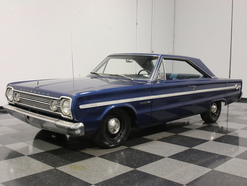 For Sale: 1966 Plymouth Belvedere