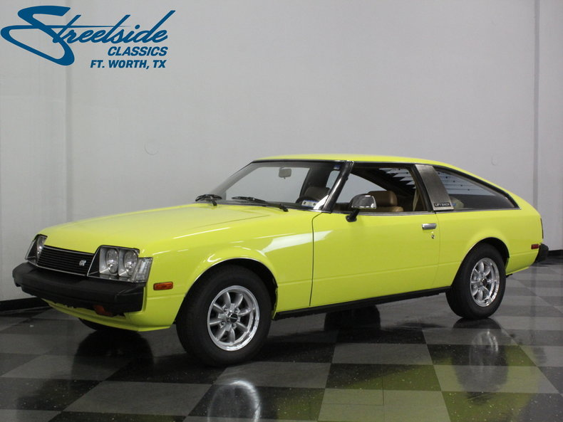 For Sale: 1978 Toyota Celica