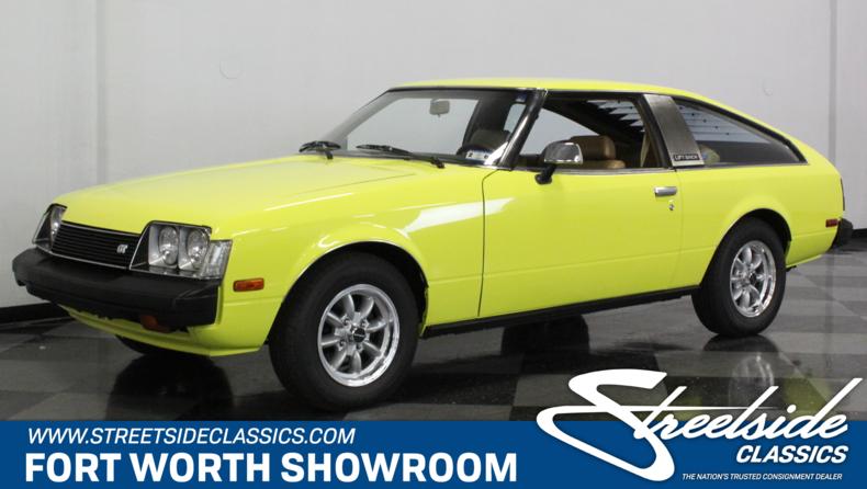 For Sale: 1978 Toyota Celica
