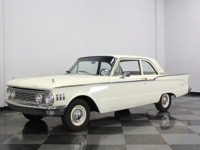 For Sale: 1961 Mercury Comet