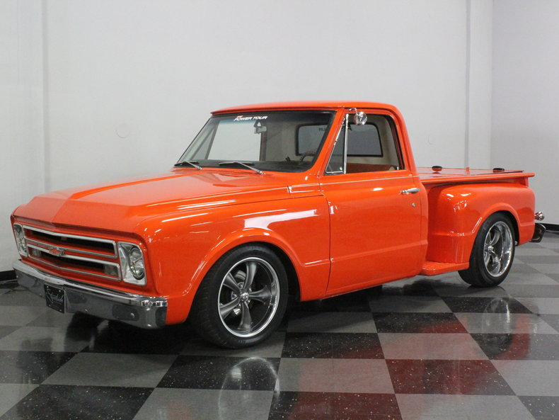 1967 Chevrolet C10 Streetside Classics The Nation S