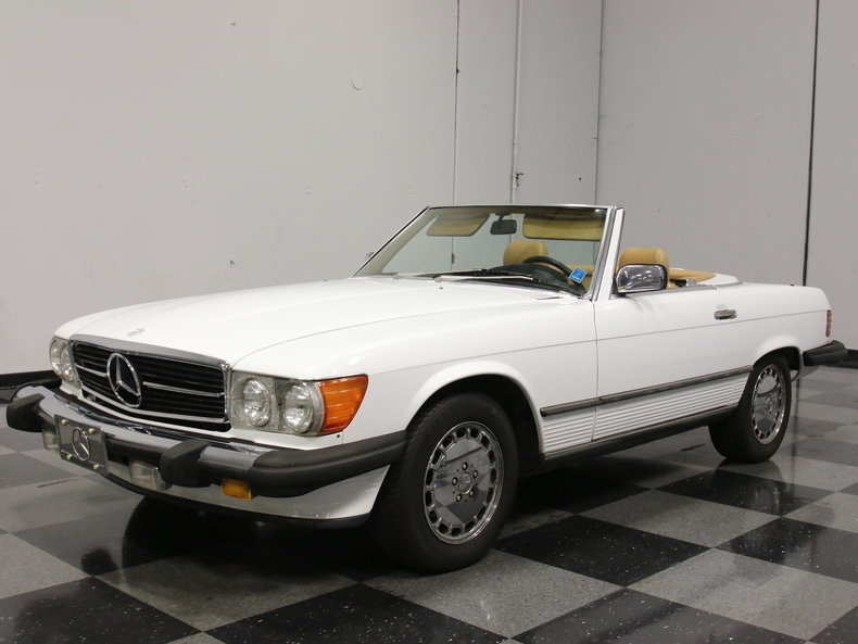 For Sale: 1987 Mercedes-Benz 560SL