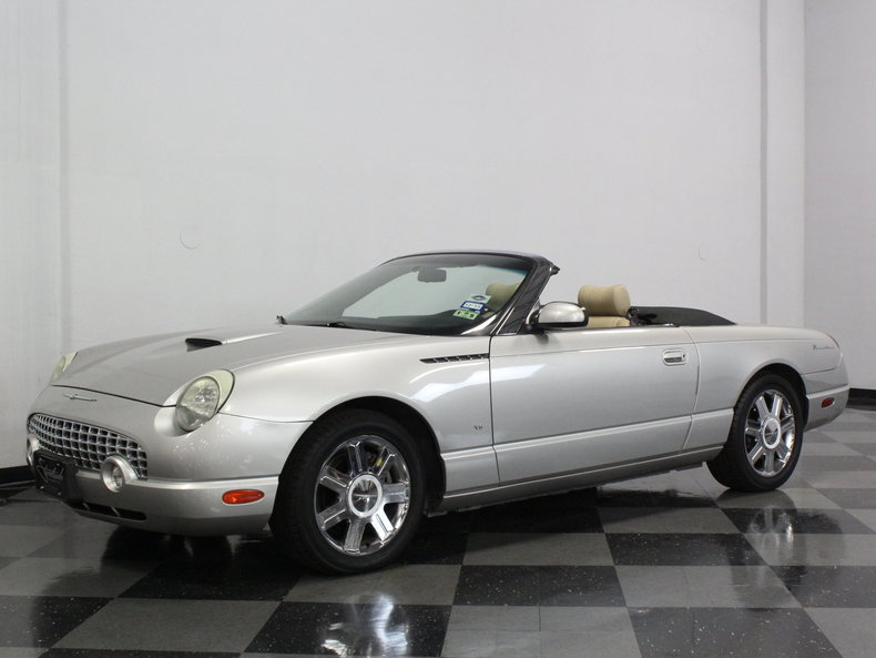For Sale: 2004 Ford Thunderbird