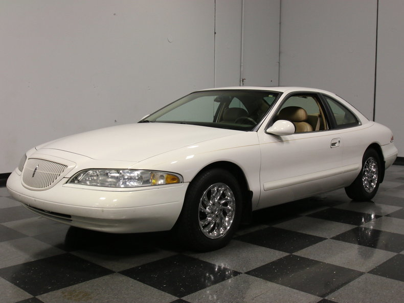For Sale: 1998 Lincoln Mark VIII