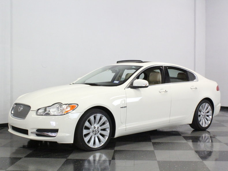 For Sale: 2009 Jaguar XF