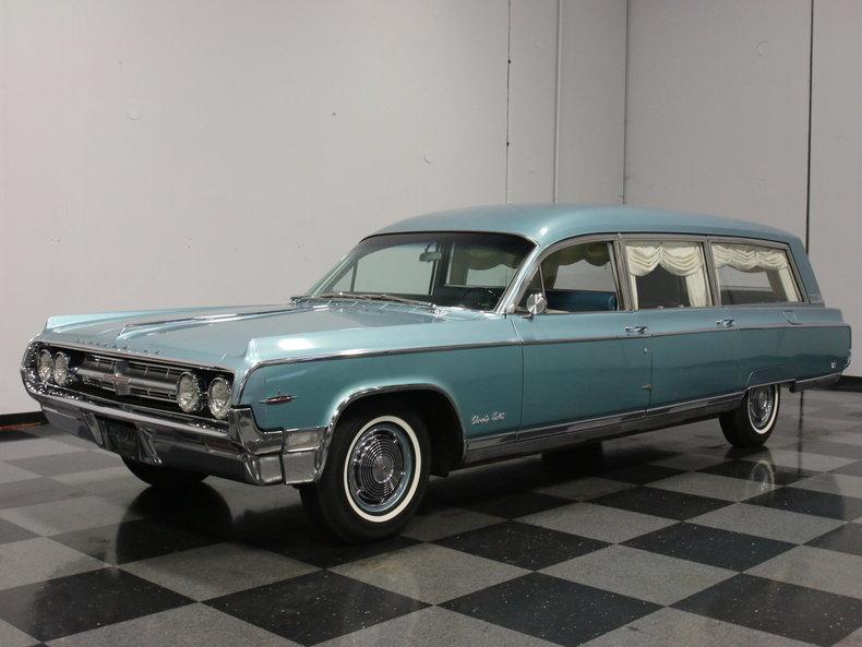 For Sale: 1964 Oldsmobile 98